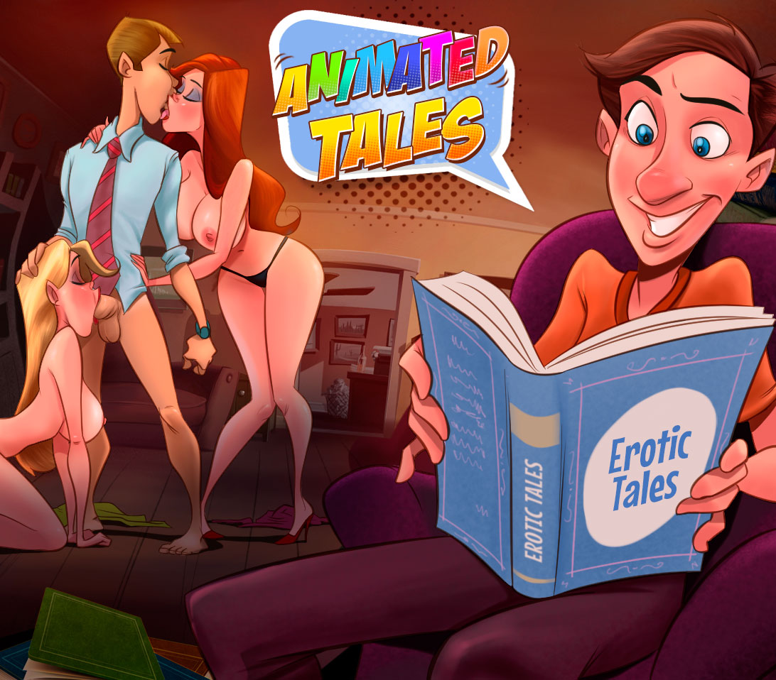 Animated Tales - header mobile