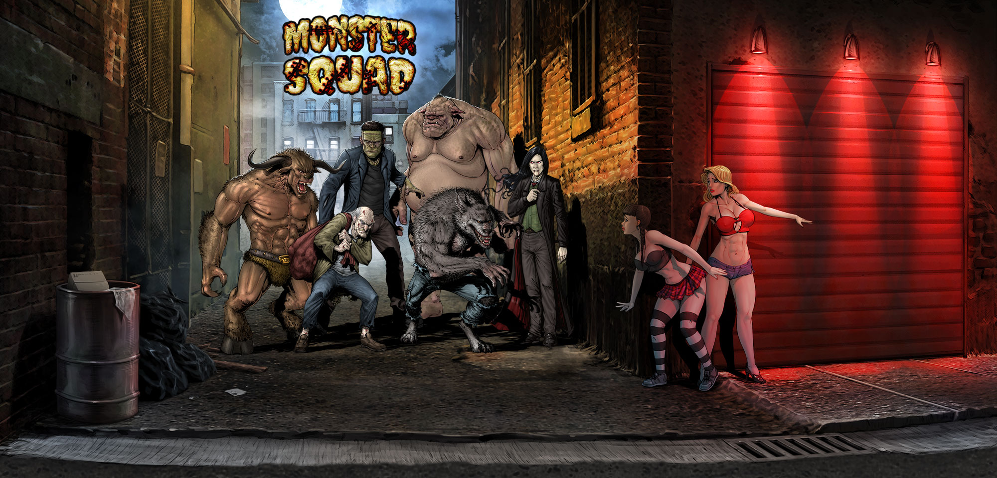 Monster Squad - header