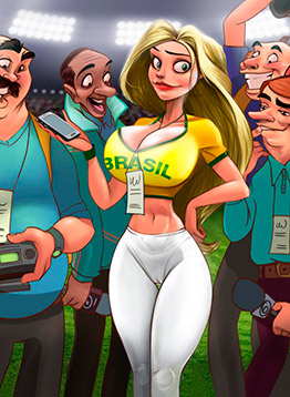 Soccer World Cup Tales 1