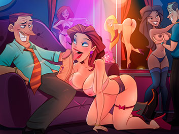 Animated Tales - A different afternoon at the whorehouse