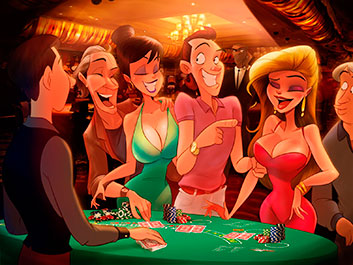 What happens in Vegas, stays in Vegas - Animated Tales