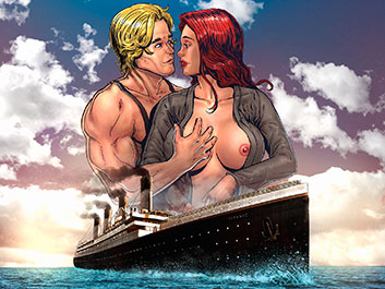 Titanic - Blockbuster Comics