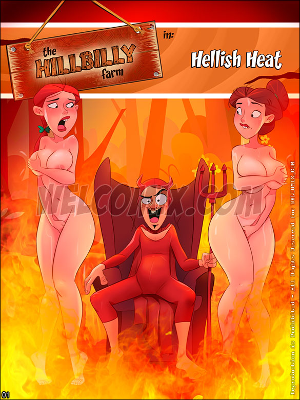 The Hillbilly Farm - Hellish heat - page 1